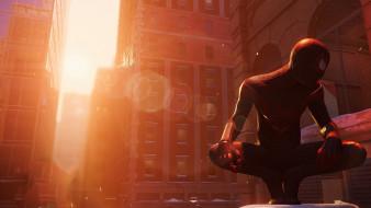 видео игры, marvel`s spider-man, marvel's, spider-man, miles, morales