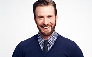 усы, бородка, улыбка, галстук