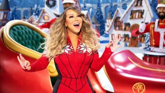 волшебный, рождественский выпуск, марайя кэри, 4 декабря 2020 года, концерт, музыка, новый год, певица