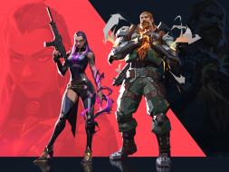 обои для рабочего стола 1920x1447 видео игры, valorant, персонажи, оружие