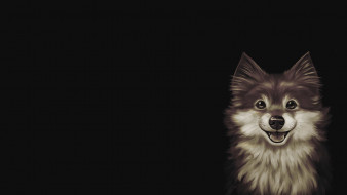 kris lewis, рисованное, животные,  собаки, kris, lewis