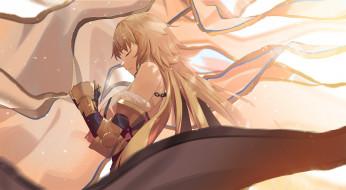 kuen, аниме, fate, stay night,  grand order,  apocrypha, великая, компания