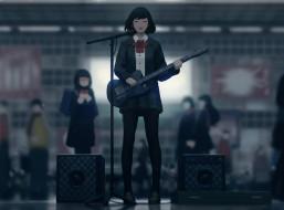 guweiz, аниме, музыка