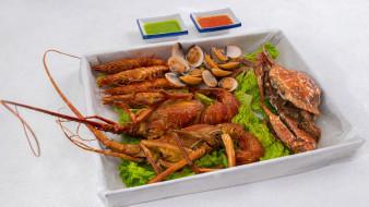 еда, рыба,  морепродукты,  суши,  роллы, морепродукты