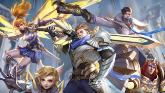 видео игры, mobile legends,  bang bang, персонажи, оружие