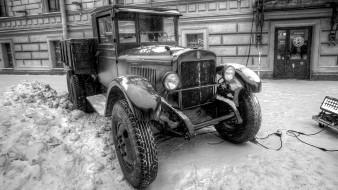автомобили, зис, зис-5