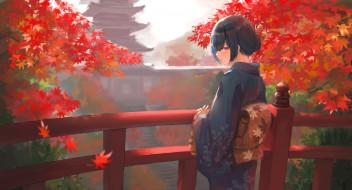 аниме, idolm@ster, девушка