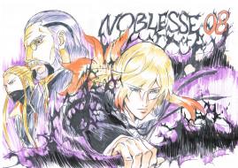 аниме, noblesse, дворянство