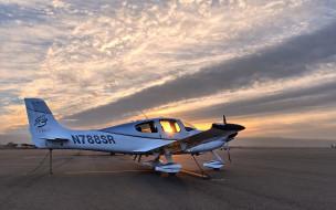 одномоторный, cirrus, sr22, private planes, изображение, kim hunter, pixabay