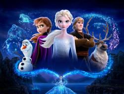 Frozen II (2019) обои для рабочего стола 3943x3000 frozen ii , 2019, мультфильмы, frozen ii, entertainment, frozen, 2, мультфильм, постер, мюзикл, холодное, сердце, elsa, anna, kristoff, olaf