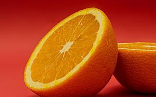 еда, цитрусы, апельсин
