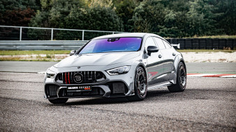 brabus rocket 900 one of ten mercedes-amg gt 63 s 4matic , автомобили, brabus, тюнинг, ателье, rocket, 900, one, of, ten, mercedes, amg, gt63, s, 4matic