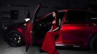 автомобили, -авто с девушками, валерия, солдатова