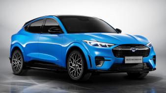 Ford, Mustang, Mach, E, GT, CN, 2021