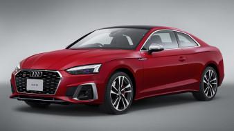 Audi, S5, Coupe, JP, 2021
