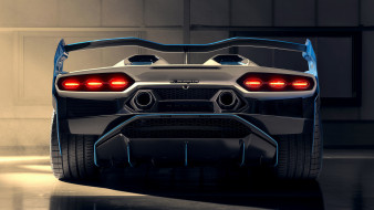 Lamborghini, SC20, 2020