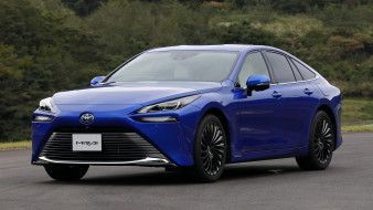 Toyota Mirai Z 2021 обои для рабочего стола 5120x2880 toyota mirai z 2021, автомобили, toyota, mirai, z, 2021, тойота, японские
