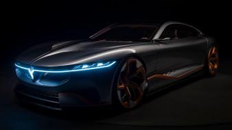 Voyah I-Land Concept 2020 обои для рабочего стола 1920x1080 voyah i-land concept 2020, автомобили, -unsort, voyah, i, land, concept, 2020