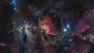 космос, галактики, туманности, туманность, ориона