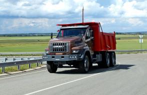 автомобили, урал, cамосвал, next, 6x4, трасса, грузовой, транспорт