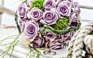 цветы, букеты,  композиции, свадебный, букет