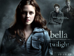 кино фильмы, the twilight, белла, вампиры