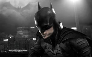 кино фильмы, the batman, бэтмен, город