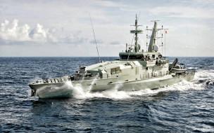 hmas wollongong, acpb 92, патрульный катер, королевский флот австралии, класс армидейл, военный корабль
