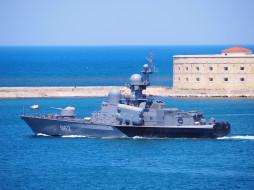 Ракетный, катер, боевой, корабль, Севастополь