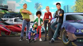 fast & furious spy racers  , сериал 2019 – , мультфильмы, fast & furious spy racers, форсаж, шпионские, гонки, мультфильм, сериал