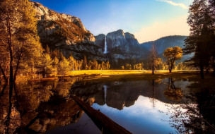 yosemite national park, california, usa, природа, пейзажи, yosemite, national, park