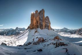 Three Peaks of Lavaredo, Italy