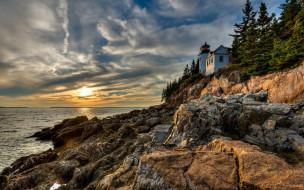 Bass Harbor Head Light, USA