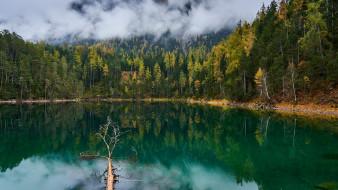 blindsee, austria, природа, реки, озера