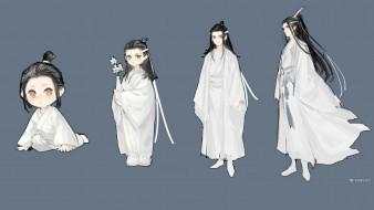 The Untamed, Неукротимый  Повелитель Чэньцин, Мосян Тунсю, Mo Dao Zu Shi, Магистр дьявольского культа