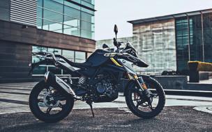 2021 bmw g 310 gs, мотоциклы, bmw, g, 310, gs, вид, сбоку, 2021, hdr, супербайк, g310, немецкие