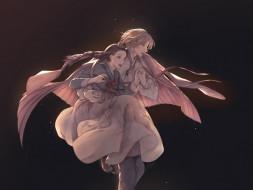 аниме, howl`s moving castle, ходячий, замок