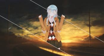 аниме, vocaloid, вокалойд
