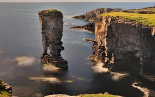 mainland, orkney, northern isles, scotland, природа, побережье, northern, isles