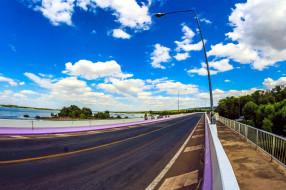 thailand, природа, дороги