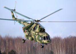ми- 8, авиация, вертолёты, ми-, 8, вертолёт