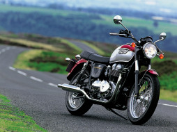 мотоциклы, triumph