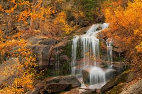 eastern sierra, california, природа, водопады, eastern, sierra