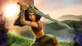 raya and the last dragon ,  2021 , мультфильмы, raya and the last dragon, райя, и, последний, дракон, мультфильм, персонаж