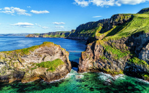 northern ireland, природа, побережье, northern, ireland