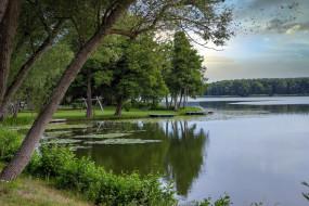 lychensee, germany, природа, реки, озера