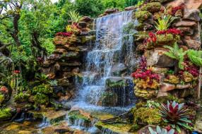 thailand, природа, водопады