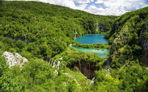 plitvice lakes, croati, природа, реки, озера, plitvice, lakes