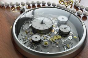 разное, часы,  часовые механизмы, бусы