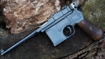 оружие, пистолеты, маузер, пистолет, mauser, c96
